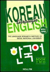 Korean Through English, Book 2 (Book only) - Seoul National University