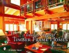 Artisan Crafted Timber Frame Homes (Schiffer Book) - Tina Skinner