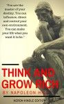 Think And Grow Rich : 1937 Original Masterpiece (Heron Library) - Napoleon Hill, heron Books