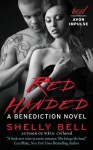 Red Handed: A Benediction Novel - Shelly Bell
