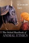 The Oxford Handbook of Animal Ethics - Tom L. Beauchamp, R.G. Frey