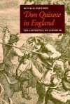 Don Quixote in England: The Aesthetics of Laughter - Ronald Paulson