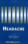 Headache - Elizabeth W. Loder, Vincent T. Martin