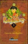 Kungfu Boy #9 - Takeshi Maekawa, Isao Arif