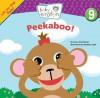 Peekaboo, Baby! [With Plush] - Susan Amerikaner, Nadeem Zaidi