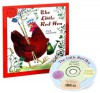 The Little Red Hen (Book and CD) - Paul Galdone