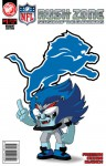 NFL Rush Zone: Season Of The Guardians #1 - Detroit Lions Cover - Kevin Freeman, M. Goodwin