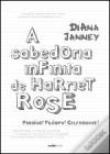 A Sabedoria Infinita de Harriet Rose - Diana Janney, Joao Ferreira De Almeida
