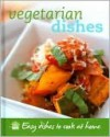 Vegetarian Dishes - Love Food