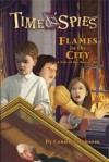 Flames in the City: A Tale of the War of 1812 - Candice F. Ransom