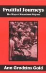 Fruitful Journeys : The Ways of Rajasthani Pilgrims - Ann Grodzins Gold
