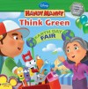 Think Green [With 8 Cards] - Marcy Kelman, Alan Batson