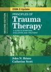 Principles of Trauma Therapy: A Guide to Symptoms, Evaluation, and Treatment - John N Briere, Catherine Scott