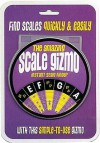 The Amazing Scale Gizmo Instant Scale Finder - Amsco Publications