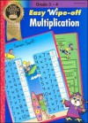 Easy Wipe-Off Multiplication: Grades 3-4 Math - Dalmatian Press, Ed Tronick