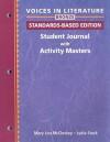 VOIC LIT BRNZ-STD JRN STNDRD: A Standards-Based ESL Program - Mary Lou McCloskey, Lydia Stack