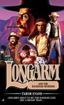 Longarm and the Railroad Murders - Tabor Evans