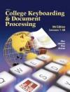 Gregg College Keyboarding and Document Processing (Gdp), Home Version, Kit 1, Word 2000, V2.0 - Scot Ober, Jack E. Johnson, Arlene Zimmerly