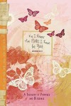 For I Know the Plans I Have for You (Butterfly): Promises for Life - Marilyn Jansen
