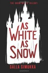 As White as Snow - Salla Simukka, Owen Witesman