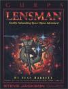 GURPS Lensman: Starkly Astounding Space Opera Adventure! - Sean Barrett