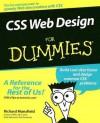CSS Web Design For Dummies - Richard Mansfield