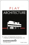Play Architecture: 54 Playing Cards - Rakennustieto Publishing