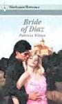 Bride Of Diaz - Patricia Wilson