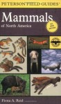 Peterson Field Guide to Mammals of North America - Fiona A. Reid