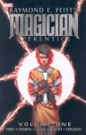 Magician: Apprentice, Volume 1 (Graphic Novel) - Raymond E. Feist, Michael Avon Oeming, Bryan J.L. Glass, Ryan Stegman