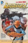 Legion of Super-Heroes, Vol. 1: Hostile World - Paul Levitz, Francis Portela, Walter Simonson