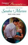 Not For Sale - Sandra Marton