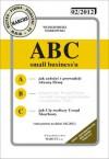 ABC Small businessu. Jak założyć własną firmę - Markowski Włodzimierz