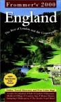 Frommer's England 2000 - Darwin Porter
