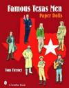 Famous Texas Men: Paper Dolls - Tom Tierney