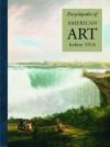Encyclopedia of American Art Before 1914 - Jane Turner