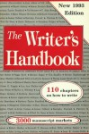 The Writers Handbook (1993 Edition) - Sylvia K. Burack