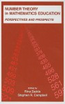 Number Theory in Mathematics Education: Perspectives and Prospects - Rina Zazkis