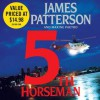 The 5th Horseman (Audio) - James Patterson, Carolyn McCormick, Maxine Paetro