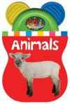 Baby Shaker Teethers Animals - Roger Priddy