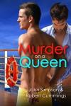 Murder on a Queen - John Simpson, Robert Cummings