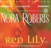 Red Lily (In The Garden Series) - Susie Breck, Nora Roberts