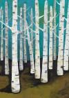 Journal: Birch Forest Flexi Journal - NOT A BOOK