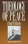 Theology of Peace - Paul Tillich