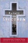 Across the Spectrum: Understanding Issues in Evangelical Theology - Paul R. Eddy