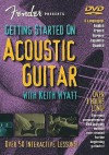 Fender Presents Getting Started on Acoustic Guitar - Keith Wyatt