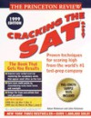 Princeton Reviw: Cracking the SAT & PSAT, 2000 Edition - John Katzman, Adam Robinson