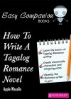 How To Write A Tagalog Romance Novel - Apple Masallo