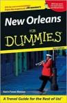 New Orleans for Dummies - Kevin Moreau, Rich Tennant