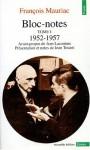 Bloc-notes, Tome I: 1952-1957 - François Mauriac
